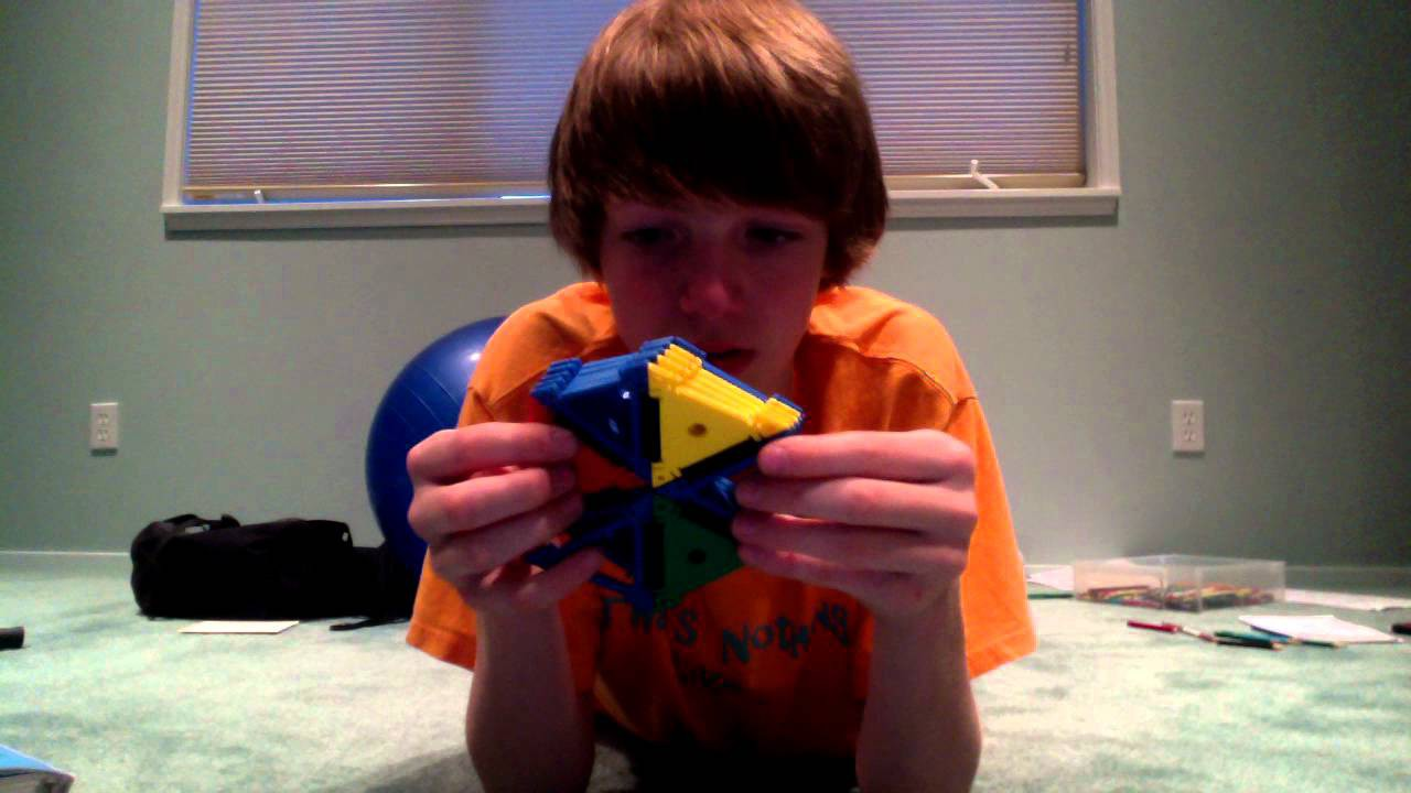 How to make a cool toy :shape shifter