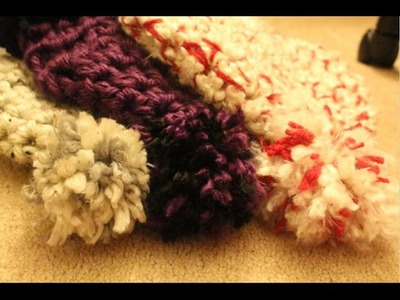 How to Make an Easy Beanie Pom Pom