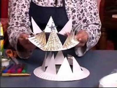 How to Make Party Hats : How to Make a Paper Crown Hat