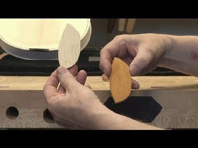 How to Oil Varnish a Violin : Violin Maintenance