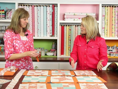 How-to-Quilt Series: Quilt Layout & Design (6 of 9)