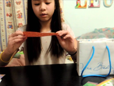 Kids Teach Kids: How to make an origami crane