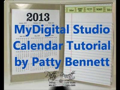 MDS Tutorial - Create a 2013 Calendar