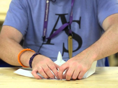 Origami Instructions for Parachutes : Origami Is Fun!