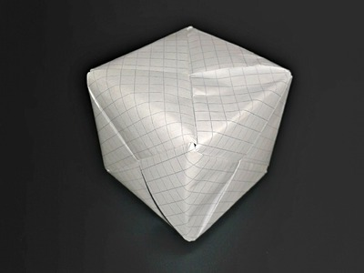 Origami Küp Yapımı