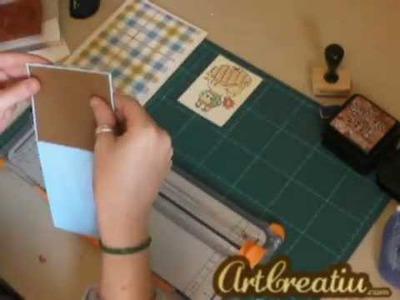 Scrapbook Tarjetas
