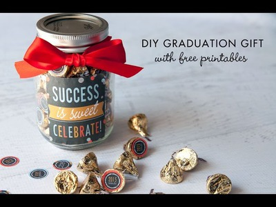 Sweet DIY  Graduation Gifts