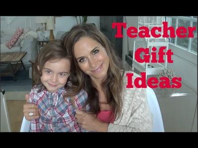 Teacher Gift Ideas: DIY, Cheap & Eco-Friendly!