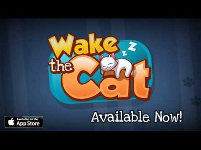 Wake the Cat - Available now on the App Store!