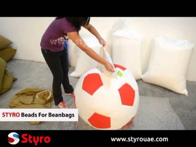 Beads for Bean Bag Filling, Decorations, DIY Multiple Colored Beads