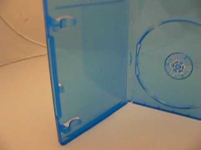 Blu-ray, case, replacement case, blu ray cases