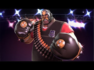 Crafting Apoco-Fists TF2 OH YEAH!