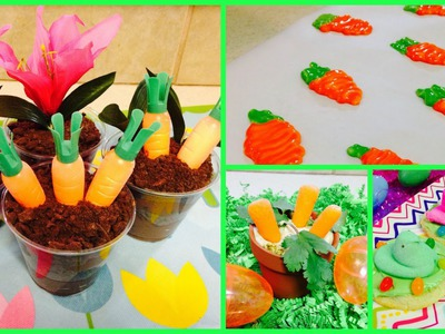 DIY EASY AND AFFORDABLE EASTER TREATS IDEAS | 2015