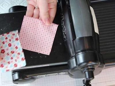 DIY No Sew Fabric Flowers