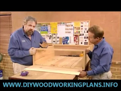 DIY Woodworking Projects - Do It Yourself Woodworking Plans
