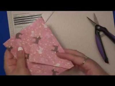 Envelope for A2 Card :DIY Crafts
