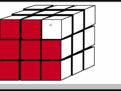 » How to Draw rubiks cube «