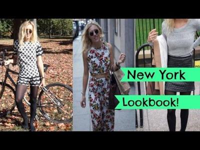 New York Lookbook! Fall Lookbook! | EmTalks