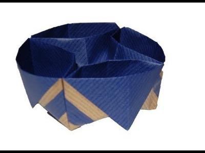 Origami box (pudełko origami)