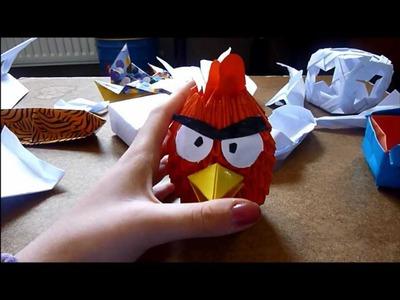 Origami : Toutes les créas de mon frère !