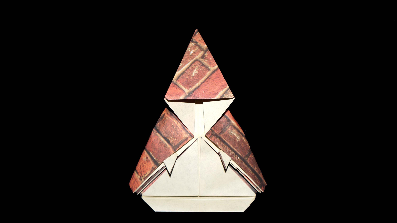 Origami Wichtel: Gnome - Faltanleitung [HD.DE] (Live erklärt)