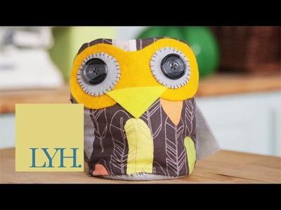 Owl Doorstop: Made At Home S01E8.8