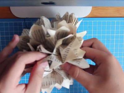 PAAR DIY - Paper Pom Poms
