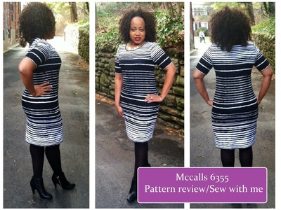 Twiluv 71 Mccalls 6355 sewing pattern review