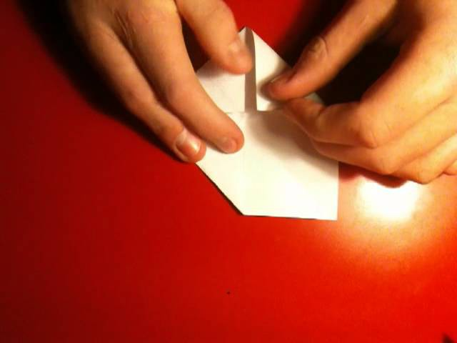 Anleitung: Himmel und Hölle (Pfeffer und Salz) falten - Origami leicht gemacht