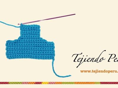 Cómo hacer disminuciones en crochet