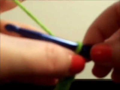 Crochet 101 - Beginner Tips & Chain Tutorial