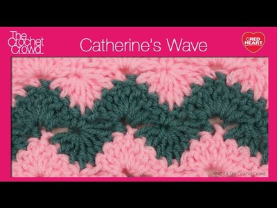 Crochet Catherine's Wave Stitch
