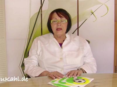 Deutschland - Uruguay: Tipps WM-Make-Up DIY für Fußball Fans Frau Kahl - Folge 8