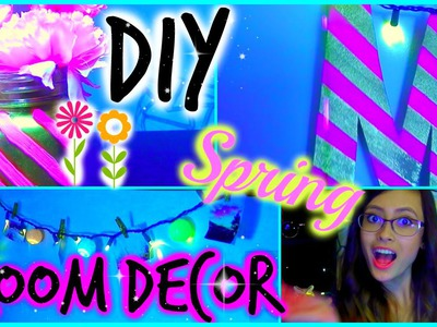DIY Spring Room Decor, Easy! | Mish Shelly