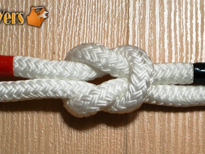 DIY: Tying A Reef Knot