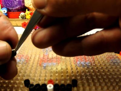 アイロンビーズな福星 拼拼豆豆財神 3D PERLER BEADS(2) .MOV