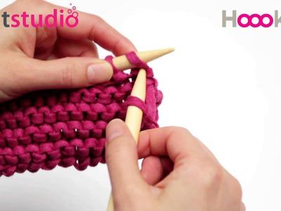 Echtstudio - Rechtbreien (knit stitch)