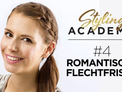 Elnett Styling Academy - Tutorial 4: Romantische Flechtfrisur