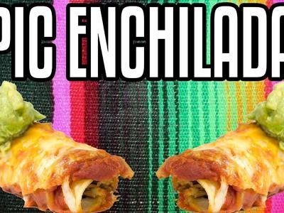 Epic Enchiladas - Epic Meal Time