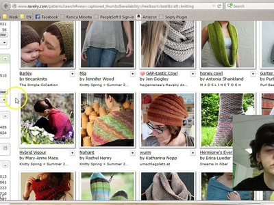 Free Knitting Patterns for Beginners - the Best Resource