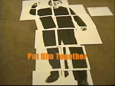 How To Cardboard Cutout DIY - Dr. N00Bz Lab Ep1