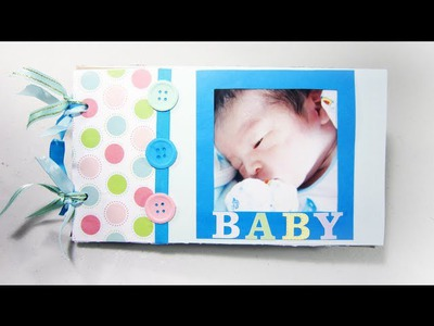 How to make a grocery bag scrapbook - EP
