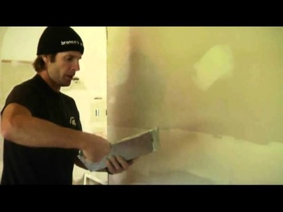 How to spackle basics