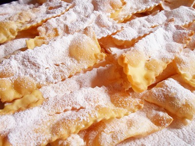 Make Typical Italian Chiacchiere Sweets - DIY Food & Drinks - Guidecentral