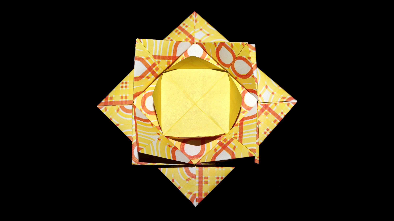 origami bl te blossom faltanleitung hd de live erkl rt. Black Bedroom Furniture Sets. Home Design Ideas
