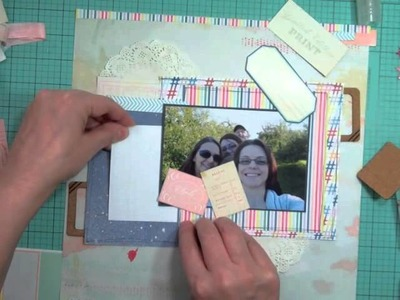 Scrapbooking Process 181: Double Scoop SC Kit (2014- 19.240)