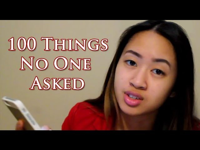 Tag | 100 Questions No One Asked