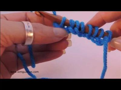 Tunisian Crochet: Crochet Cast On