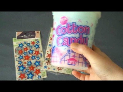 4th of July Craft Haul & Party Favor Ideas - EK Success and Dollar Store