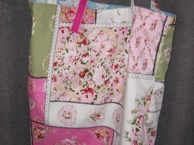 Beutel. Tasche Nähanleitung DIY (Tutorial)